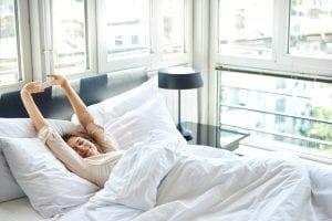 utilizing hvac system sleep
